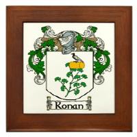 Ronan Coat of Arms & More!