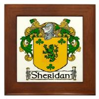 Sheridan Coat of Arms & More!