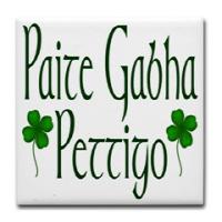 Pettigo (Gaelic/English)