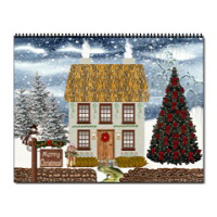 Country Village Series© Calendars