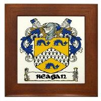 Reagan Coat of Arms & More!