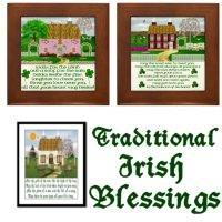 Traditional  Irish Blessings