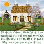 Traditional Irish Blessing
