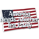 America Needs Another Tea Party