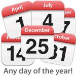 iPhone Calendar Icon