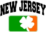 New Jersey Shamrock T-Shirts
