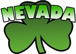 Nevada Shamrock T-Shirts