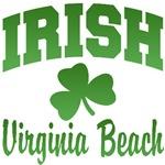 Virginia Beach Irish T-Shirts