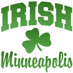 Minneapolis Irish T-Shirts