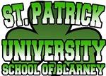 St. Patrick University School of Blarney T-Shirt