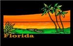 Florida Orange Beach (Dark)