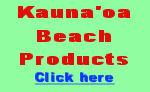 Kauna'oa Beach, Hawaii