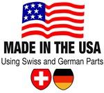Swiss German Parts