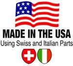 Swiss Italian Parts