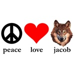 peace love jacob