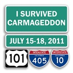 I Survived Carmageddon