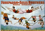 Trapeze Artists / Forepaugh & Selle Brothers
