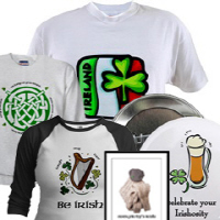 Irish & Celtic-themed Goodies