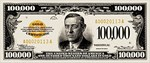 Novelty $100,000 notes
