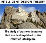 Design of Mt. Rushmore