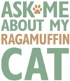 Ragamuffin Cat Breed Merchandise