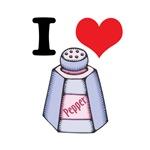 I Heart (Love) Pepper