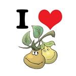 I Heart (Love) Pears
