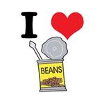 I Heart (Love) Beans