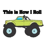 How I Roll (Monster Truck)