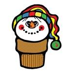 Cute Colorful Snow Cone