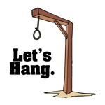 Let's Hang Noose/Gallows Design