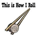 How I Roll (Sushi Roll)