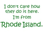 I'm From Rhode Island