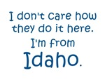 I'm From Idaho