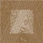 Celtic Letter Linens