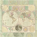 Bowles Antique Map Linens