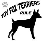 Toy Fox Terriers Rule