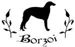Borzoi Flower Vine