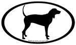 Coonhound Oval