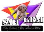 SAGRHM (Stay at Home Golden Retriever Mom)