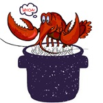Lobster T-shirts, Lobster gifts