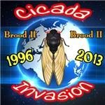 Earth Cicada Invasion 2013