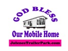 God Bless Mobile Home