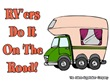 RV'ers Do It On The Road