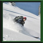 Backcountry Skiing Designs