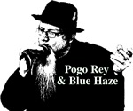 Pogo Rey & Blue Haze