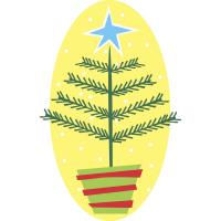 Norfolk Pine Christmas Tree T-Shirts Gifts