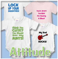 Babies & Kids with Attitude Designs