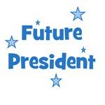 Future President - Blue