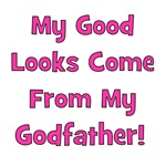 Good Looks from Godfather - Pink